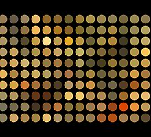 As Spots (Number 8) by AbstractGraphic