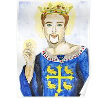 Saint Edward the Confessor Poster