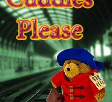Cuddles Please by DonDavisUK
