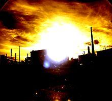 Industry Alight by lightsmith