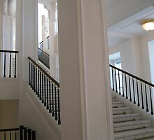 hofburg state apartment stairs by akdave8