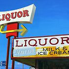 Liquor Liquor by Michael Ward