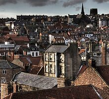 Rooftops by Jon Tait