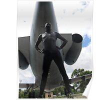 Airforce Way Zentai Set 2 - 9 Poster