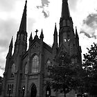 Charlottetown in Black and White by Craig B