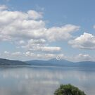 Klamath Lake Cloudscape by Thundercatt99
