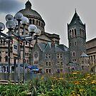 Church of Christ, Scientist by LudaNayvelt