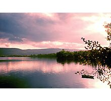 Lake Clear Morning Photographic Print