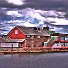 Anthony's Pier 4 by LudaNayvelt