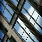 Cloud Window Reflection by Jonathan  Yuen
