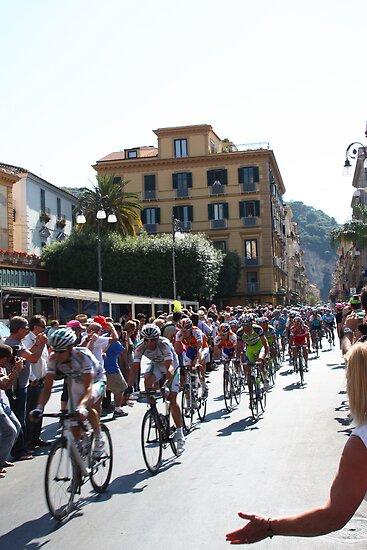 Giro de Italia by longaray2