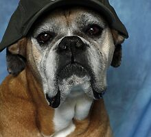 sally with her cap on by Waggywag