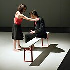 Performance of QuaaDriDuuo by Sonia Mota and Ricardo by miro65