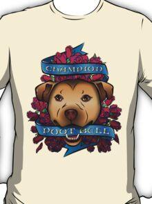 Champion Poot Bull T-Shirt
