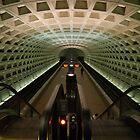 DC Metro Underground by Heather Short