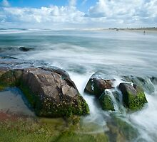 Stockton beach by Michael Howard