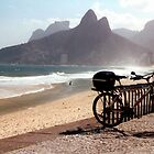Ipanema Beach by Wayne Gerard Trotman