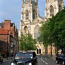York Minster by Brendan Buckley