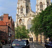 York Minster by Brendan Buckley