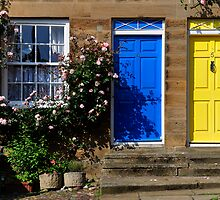 English Doors by Brendan Buckley