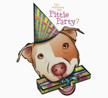 Pittie Party by Linda Hardt