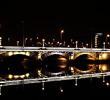 Queens Bridge Belfast Long by blueguitarman