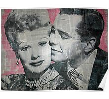 Lucy & Desi Poster