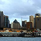 View Of Sydney #2 by Evita