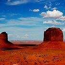 Monument Valley by B Spencer
