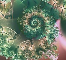Spiral of Life by Julie Shortridge