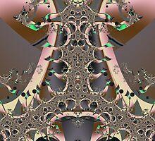 Celestial Stairway by Julie Shortridge