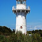 The Warden Head Lighthouse by Evita
