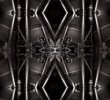 Radial engine • Aviabstraction by PETER CULLEY