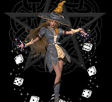 Roll the Dice .. a magic spell by LoneAngel