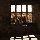 A Window On Time (Helmsley Castle) by Mike Honour