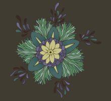 Sea Blossom by knitetgantt