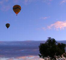 Balloon on The Horizons by Antony Matzkov