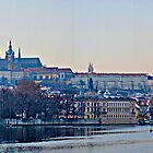Prague Bridge 2 by lisacred