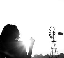 Silhouette Series: Care Free by Sharath Padaki