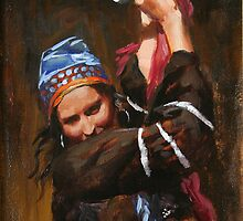 Gypsy Woman by Matt Abraxas