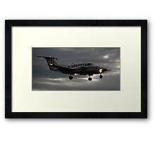 Air Ambos Framed Print