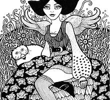 The Empress by Anita Inverarity