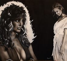 Farrah fawcett tribute by carss66
