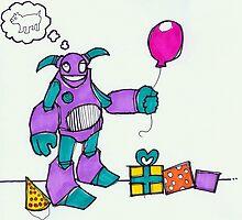 Its my birthday! by biltongben