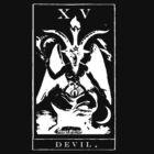 Devil Tarot XV by Imago-Mortis