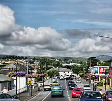 Buncrana, County Donegal, Ireland by Agnes McGuinness