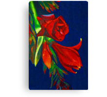 Budding Beauty Canvas Print