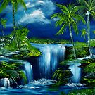 Silent Palm falls by firstglance