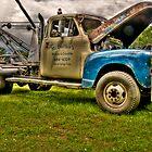 McDuffee's Tow Truck by Bill Manocchio