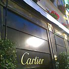 Closed Cartier by Branka Ranisavljevic